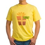PapPap's Favorite Gift Yellow T-Shirt