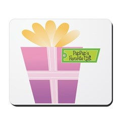 PapPap's Favorite Gift Mousepad