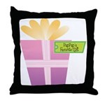 PapPap's Favorite Gift Throw Pillow