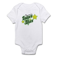 Nanna's Super Star Infant Bodysuit