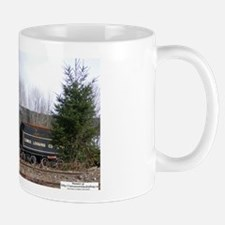 Comox Logging train #Small Mug