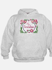 For My Grandma Hoodie