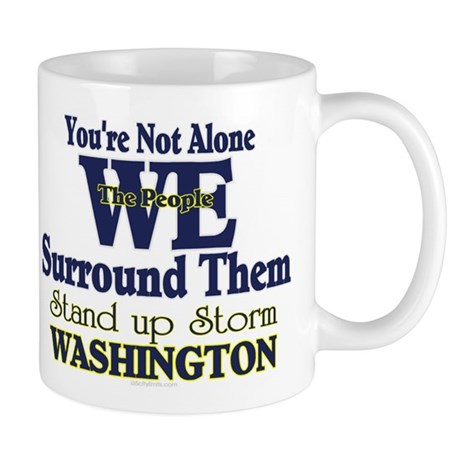 We Surround Them 4 Mug