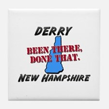 derry new hampshire - been there, done that Tile C