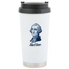 Start Over Travel Mug