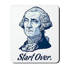 Start Over Mousepad