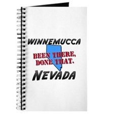 winnemucca nevada - been there, done that Journal