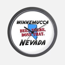 winnemucca nevada - been there, done that Wall Clo