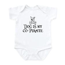 Co-Pirate Infant Bodysuit