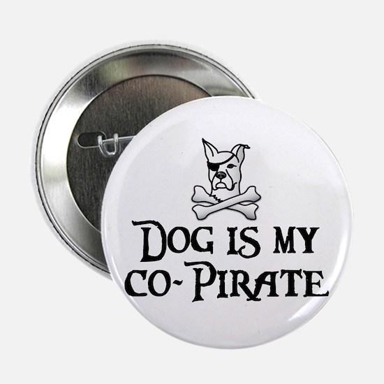 """Co-Pirate 2.25"""" Button"""