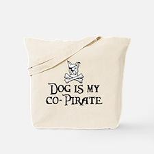 Co-Pirate Tote Bag