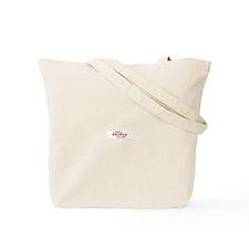 Talk hockey script Tote Bag