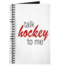Talk hockey script Journal