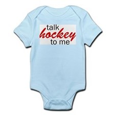 Talk hockey script Infant Creeper