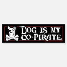Co-Pirate Sticker (Bumper)