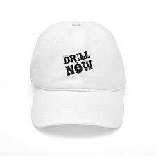 Drill Now Baseball Cap