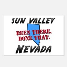sun valley nevada - been there, done that Postcard