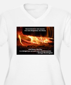The 9-12 Project - George Washington Quote T-Shirt