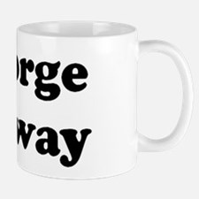 I Love Galloway Mug