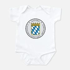 Munich / Munchen Infant Bodysuit