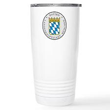 Munich / Munchen Travel Mug