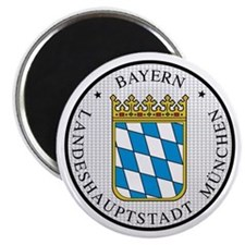 Munich / Munchen Magnet