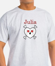 Julia - Love Pirate T-Shirt