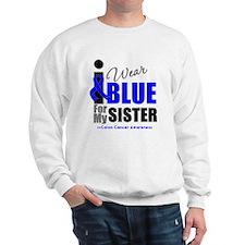 IWearBlue Sister Sweatshirt