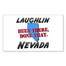 laughlin nevada - been there, done that Decal