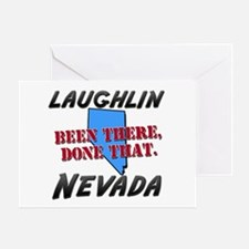 laughlin nevada - been there, done that Greeting C