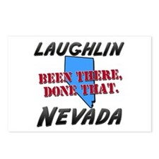 laughlin nevada - been there, done that Postcards