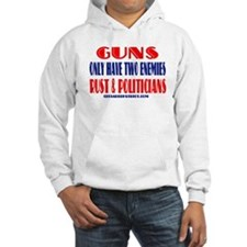 Funny The history of gun control Hoodie