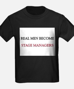 Real Men Become Stage Managers T