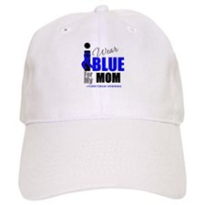 IWearBlue Mom Baseball Cap