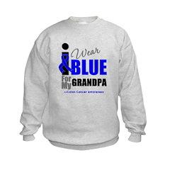 IWearBlue Grandpa Sweatshirt