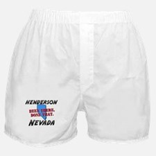 henderson nevada - been there, done that Boxer Sho