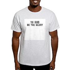 God's Glory T-Shirt