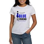IWearBlue Friend Women's T-Shirt