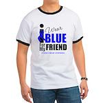 IWearBlue Friend Ringer T