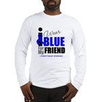 IWearBlue Friend Long Sleeve T-Shirt