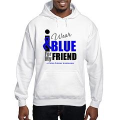 IWearBlue Friend Hoodie