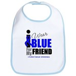 IWearBlue Friend Bib