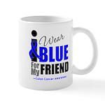IWearBlue Friend Mug