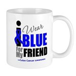 IWearBlue Friend Mug