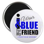 IWearBlue Friend Magnet