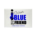 IWearBlue Friend Rectangle Magnet (100 pack)