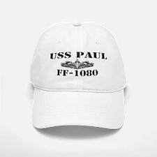 USS PAUL Baseball Baseball Cap