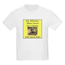 """""""Stop the Ban"""" T-Shirt"""
