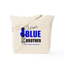 IWearBlue Brother Tote Bag