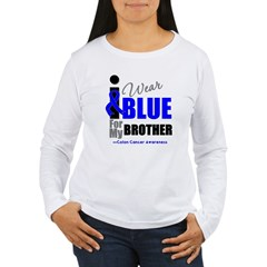 IWearBlue Brother T-Shirt